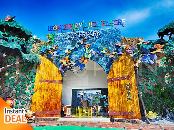 Wonderland Waterpark Karawang