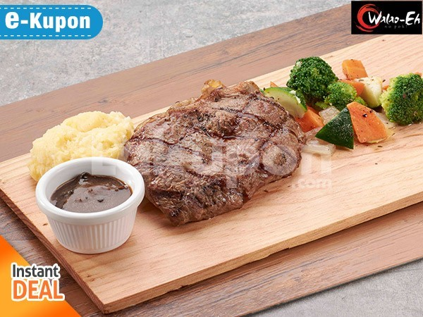Steak Enak