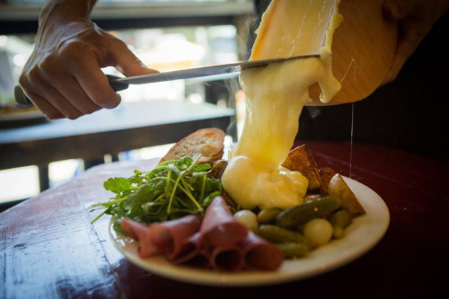 Raclette Steak